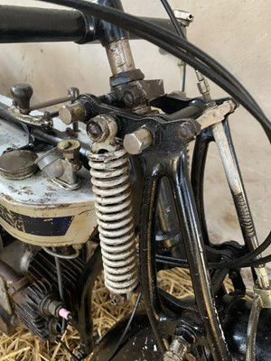 Lot -1923 Douglas Model TS 2 3/4 hp