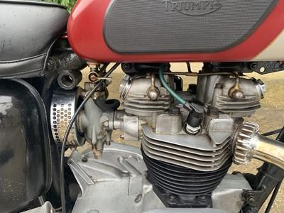 Lot 145 - 1967 Triumph TR6 Trophy