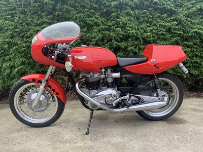 Lot 76 - 1972 Triumph T120V Bonneville