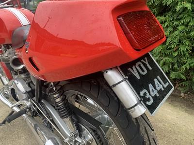 Lot 76 - 1972 Triumph T120V Bonneville