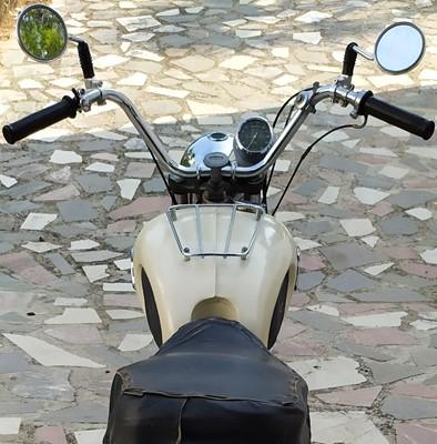"""Lot 79 - 1958 Triumph T110/6T """"Special"""""""
