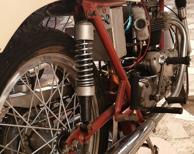 "Lot 78 - c1954 Triumph Thunderbird ""Cafe Racer"""