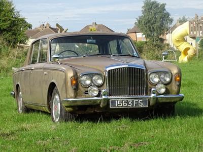 Lot 316-1967 Bentley T1