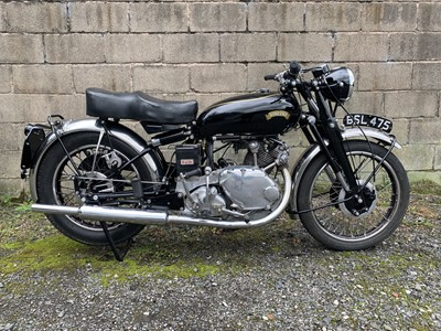 Lot 18 - 1951 Vincent Series C Comet