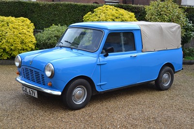 Lot 319 - 1979 Leyland Mini Pickup