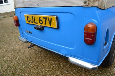 Lot 319-1979 Leyland Mini Pickup