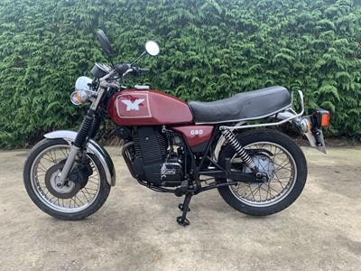 Lot 86 - 1988 Matchless G80