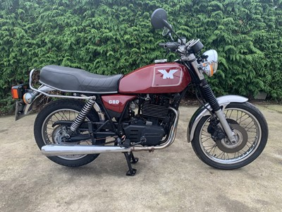 Lot 86 - 1988 Matchless G80