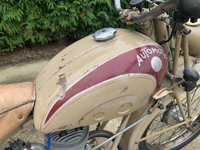 Lot 88 - 1948 Automoto 125AD