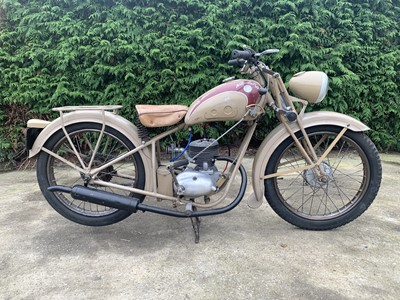Lot 88 - 1948 Automoto 125AD