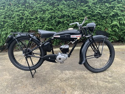 Lot 91 - 1949 Terrot MT349 100cc