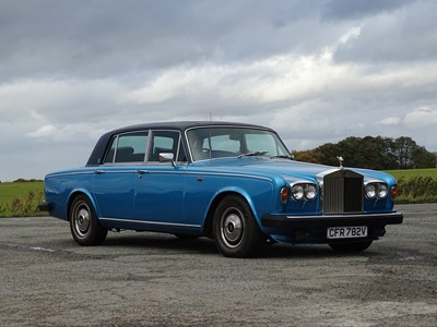 Lot -1979 Rolls-Royce Silver Wraith II
