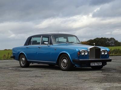 Lot 300. - 1979 Rolls-Royce Silver Wraith II
