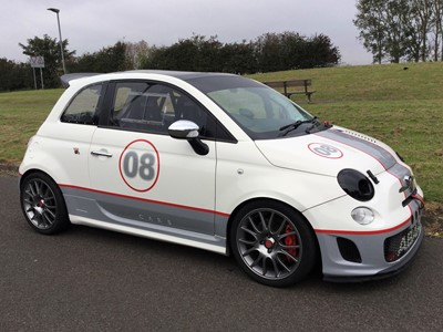 Lot 322 - 2009 Fiat Abarth 500