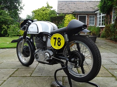 Lot 54 - 1960 Norton Manx 30M