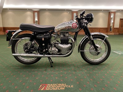 Lot 96 - 1962 BSA Rocket Gold Star