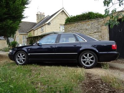 Lot 306 - 1997 Audi A8 4.2 Quattro