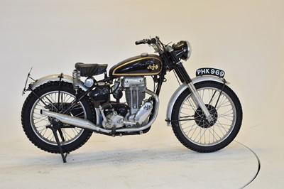 Lot 158 - 1949 AJS 16M 350cc