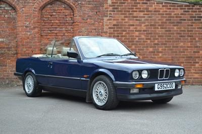 Lot -1990 BMW 320i Convertible