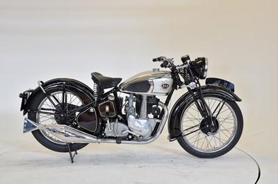 Lot 140 - 1939 BSA B24 Silver Star
