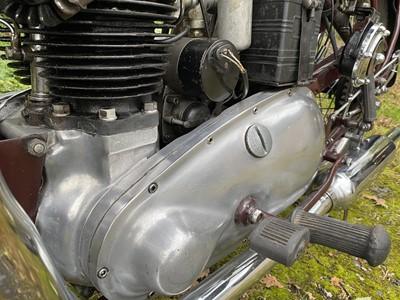 Lot 82 - 1938 Triumph Speed Twin