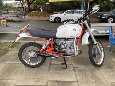 Lot 99 - 1977 BMW R100 HPN