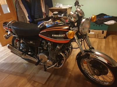 Lot 98 - 1974 Kawasaki Z1a