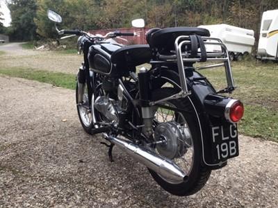 Lot 75 - 1957 BMW R26