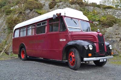 Lot -1952 Guy GS28