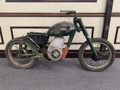 Lot 168 - 1961 Francis Barnett Villiers 250