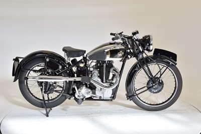 Lot 142 - 1939 Levis SF 346cc