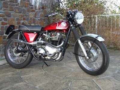 Lot 94 - 1967 Norton P11A