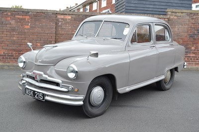 Lot 304 - 1954 Standard Vanguard Phase II