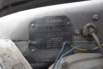 Lot 304-1954 Standard Vanguard Phase II