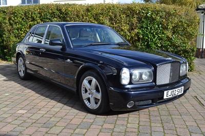 Lot -2002 Bentley Arnage T