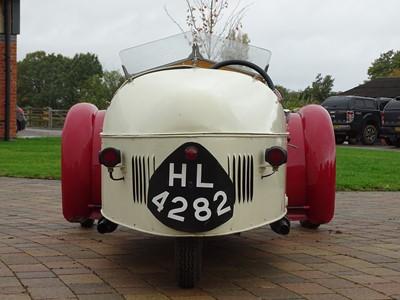 Lot 172-1929 Morgan Super Aero
