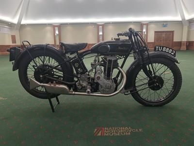 Lot 160 - 1928 New Hudson 350cc