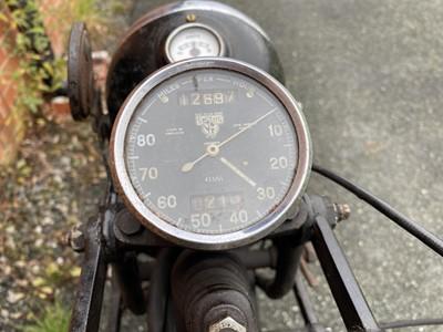 Lot 13 - 1940 BSA C10