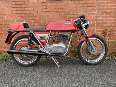 Lot 112 - 1976 MV 125 Sport
