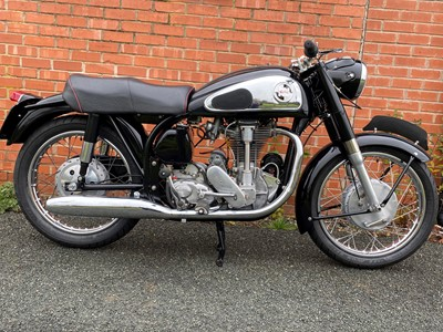 Lot 113 - 1958 Norton 350cc International