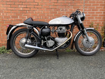 Lot 109 - 1963 Norton Cafe Racer