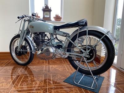 Lot 39 - 1950 Vincent Grey Flash