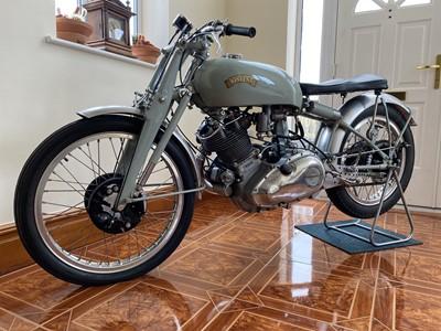 Lot 128 - 1950 Vincent Grey Flash