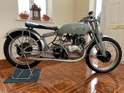 Lot 39 - 1950 Vincent Grey Flash