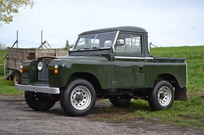 Lot -1969 Land Rover Series IIA 88