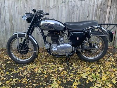 Lot 16 - 1954 BSA B31