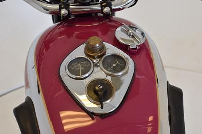 Lot 148 - 1937 Triumph 6S De Luxe 600cc