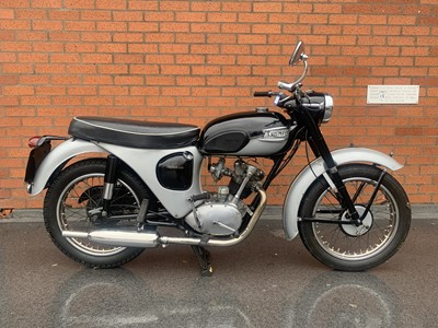 Lot 21 - 1959 Triumph Tiger Cub 200cc