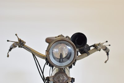Lot 166 - 1921 Triumph LW Junior 225cc
