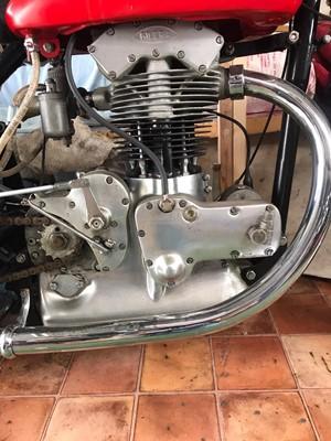 Lot 49 - 1949 Gilera Saturno San Remo Racer 500cc
